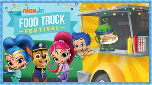 Nick Jr. Food Truck Festival