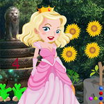 play Pretty Queen Escape