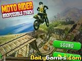 play Moto Rider Impossible Track