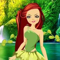 play Water Lilly Girl Escape