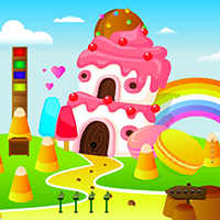 play Escape Fantasy Ice Cream Land