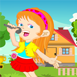 play Young Singer Girl Rescue