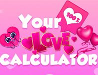 play Your Love Calculator