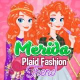 Merida Plaid Fashion Trend game