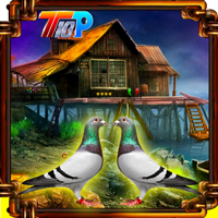 play Top10 Rescue The Pigeon