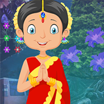 play Traditional Indian Girl Rescue