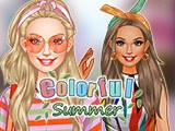 play Colorful Summer