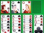 play Amazing Freecell Solitaire