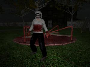 Jeff The Killer Horrendous Smile game