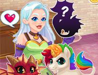 Crystal'S Magical Pet Shop game