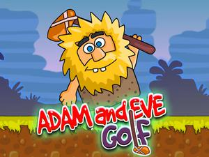 Adam And Eve: Golf game