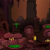 play Games4Escape-Abandoned-Treasure-Cave-Escape