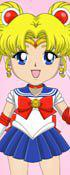 Sailor Scouts Avatar Maker game