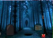 Spooky Forest Escape game