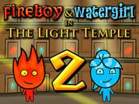 play Fireboy And Watergirl Light Temple