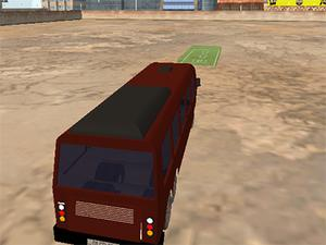 play Extreme Bus Parking 3D
