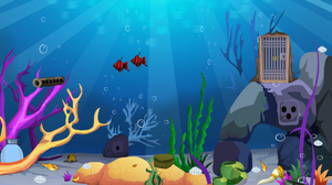 play G4E Deep Sea Fishes Rescue