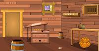 play Gfg Single Wooden Room Escape