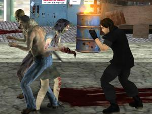 play Final Night Zombie Street Fight