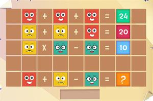 play Math Puzzles Cg