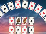 play Crescent Solitaire