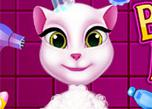play Baby Talking Angela Care