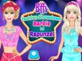 play Bffs Fashion Showdown Barbie Vs Rapunzel