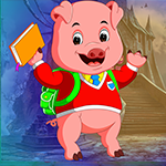 play Student Pig Escape