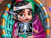 play Vanellope Injured Emergency