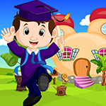 play Graduated Boy 2 Escape