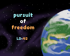 play Pursuit Of Freedom