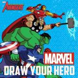 play Marvel Draw Your Hero