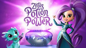 Shimmer And Shine: Zeta Potion Power game