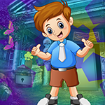 play Lucky School Student Escape