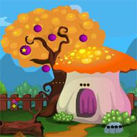 play Escape007Games-Bear-Rescue-From-Mushroom-House