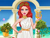 play Legendary Fashion: Greek Goddess