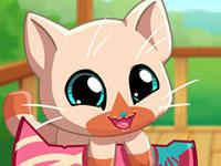 play My Pocket Pets - Kitty Cat