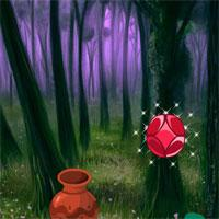 play Magical Gem Forest Escape