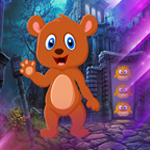 play Cartoon Brown Bear Escape