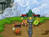play Min-Hero: Tower Of Sages
