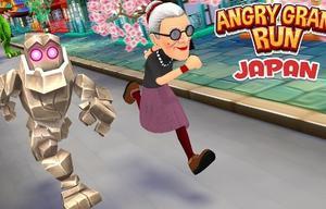 play Angry Gran Run Japan