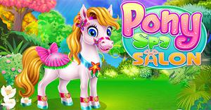 Pony Spa Salon game