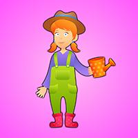 play Escape Farmer Woman