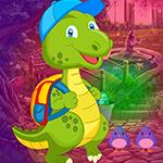 play Baby Dino Escape