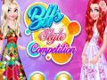 play Bffs Style Competition