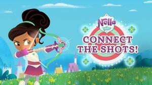 Nella The Princess Knight: Connect The Shots game