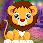 play If You Can Rescue - Lion