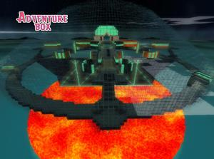 play Floating Alien City