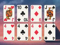 play Crescent Solitaire Deluxe