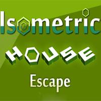 Isometric-House-Escape game
